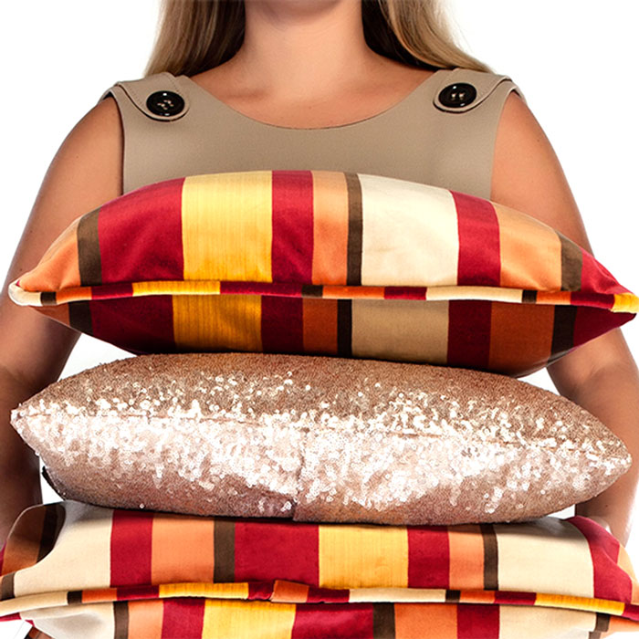 Haute Hostess Pillows